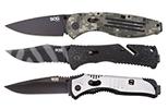 SOG Asst. Folding Knives
