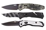 SOG Asst.|Folding Knives