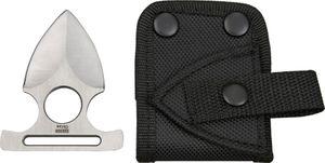 Benchmark Push Dagger, 2-3/4 inch Overall Length, Nylon Belt Sheath