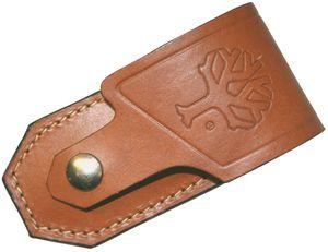 Boker 090033 Leather Belt Sheath Fits 112002 Pocket Knife Series