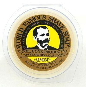 Colonel Conk #158 Super Size Almond Shave Soap 3.75 oz.