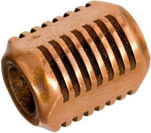 Darrel Ralph Designs Antiqued Copper L2 Lanyard Bead