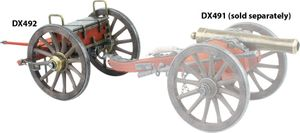Denix Civil War Miniature Limber (492)