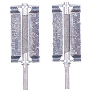 EZE-LAP 2 Pack, 5/32 inch Chainsaw File with Precision Guide