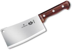 Victorinox Forschner 7 inch Heavy Restaurant Cleaver, Rosewood Handles