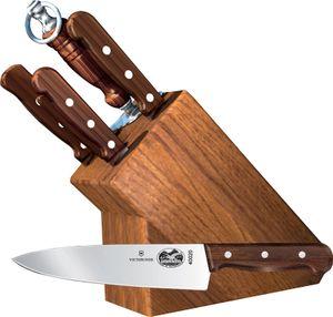 Victorinox Forschner 7 Piece Block Set, Rosewood Handles