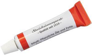 Herold Solingen German Tubenpaste Medium-Fine Honing Strop Paste, Red