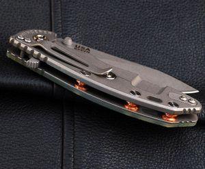 Rick Hinderer Knives Copper Standoffs for XM-24 4 inch Model
