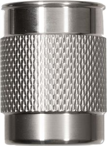 Rick Hinderer Knives Stainless Steel Double Shot Glass