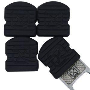 Klecker Stowaway Tool Caps, Black, Pack of 6