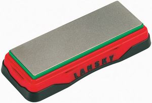 Lansky 6 inch x 2 inch Diamond Benchstone - Medium