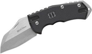 Lansky Mikkel Willumsen World Legal Slipjoint 2.75 inch Plain Blade, Zytel Handles