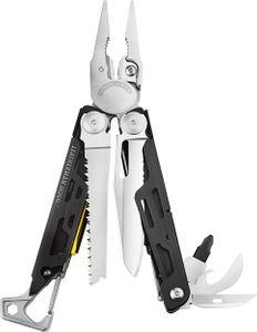 Leatherman Signal Full-Size Multi-Tool, Nylon Sheath, Safety Whistle, Ferrocerium Rod and Diamond Sharpener