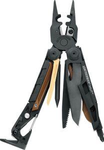Leatherman MUT EOD Heavy-Duty Multi-Tool, Black Oxide, Black MOLLE Sheath
