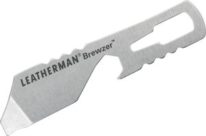 Leatherman Brewzer Keychain Size Mini Multi-Tool, Bottle Opener