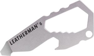 Leatherman Number 6 Keychain Size Mini Multi-Tool