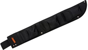 Marble's Heavy Black Nylon Belt Sheath for 12718 Machete