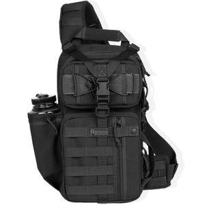 Maxpedition 0431B Sitka Gearslinger Backpack, Black