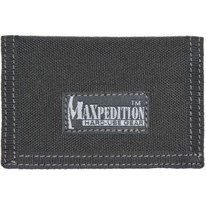 Maxpedition 0218B Micro Wallet, Black