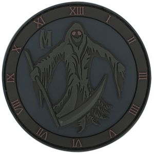Maxpedition REAPX PVC Grim Reaper Patch, Stealth