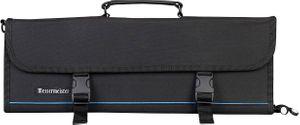 Messermeister 10 Pocket Black Knife Roll