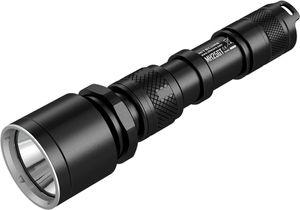 NITECORE Multi-Task Hybrid MH25GT Rechargeable Flashlight, Black, Max 1000 Lumens