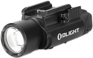 Olight PL-PRO Valkyrie Compact LED Weaponlight, 1500 Max Lumens, Black