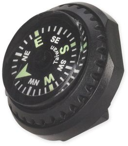 NDūR Waterproof Watch Band Compass
