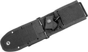 ESEE Knives ESEE-52-MB MOLLE Back Sheath for ESEE-5, ESEE-6, Laser Strike, Black