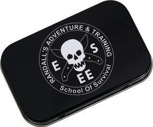 ESEE Izula Gear Survival Kit Tin