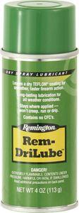 Remington Rem DriLube with Teflon Gun Lubricant 4 oz.