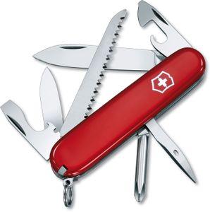 Victorinox Swiss Army Hiker Multi-Tool, Red, 3.58 inch Closed (Old Sku 53831)