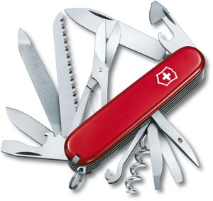 Victorinox Swiss Army Ranger Multi-Tool, Red, 3.58 inch Closed (Old Sku 53861)