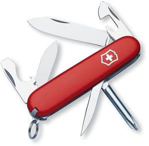 Victorinox Swiss Army Tinker Small Multi-Tool, Red, 3.31 inch Closed