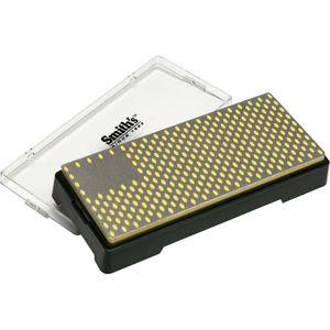 Smith's 6 inch x 2.5 inch Diamond Bench Stone - Coarse