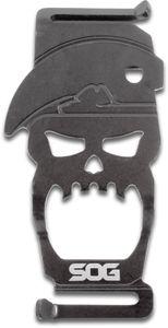 SOG MacV Bite Skull Multi-Tool, 3.3 inch Overall