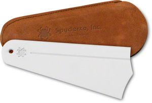 Spyderco Ceramic Golden Stone Sharpener, Fine