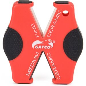 GATCO Super Micro Knife and Serration Sharpener Pocket or Keyring Model