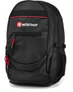 Wusthof Chef's Backpack with 10 Knife Case Insert