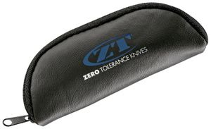 Zero Tolerance Pouch Zipper Case, Fits up to 5.25 inch Folders