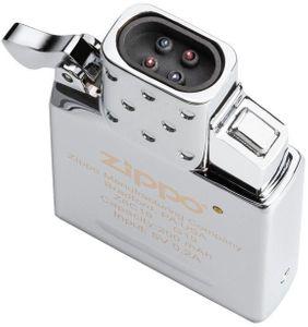 Zippo Double Beam Arc Lighter Insert, Rechargeable