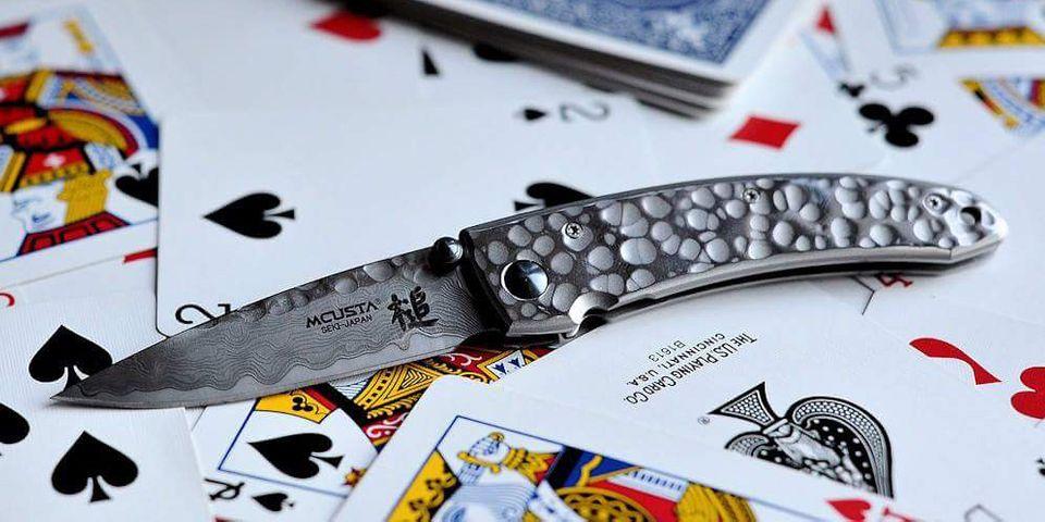 Mcusta Knives
