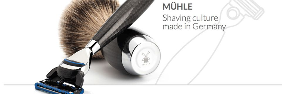 MÜHLE Shave Products