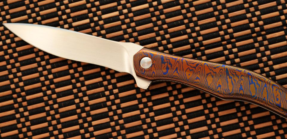 Gerry McGinnis Custom Knives