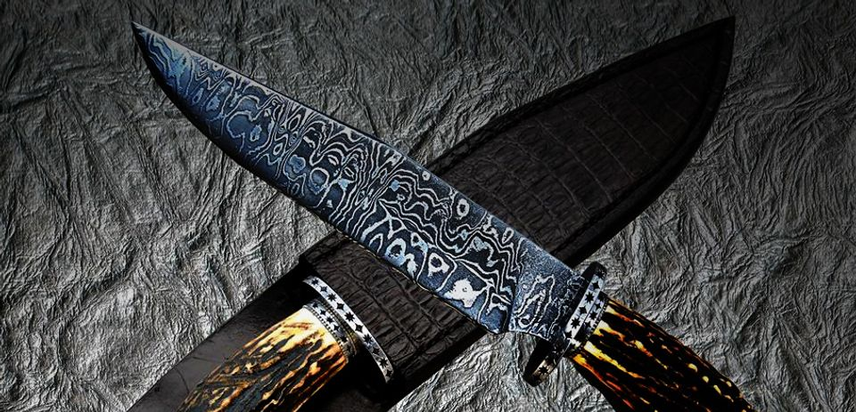 Don Hethcoat Custom Knives