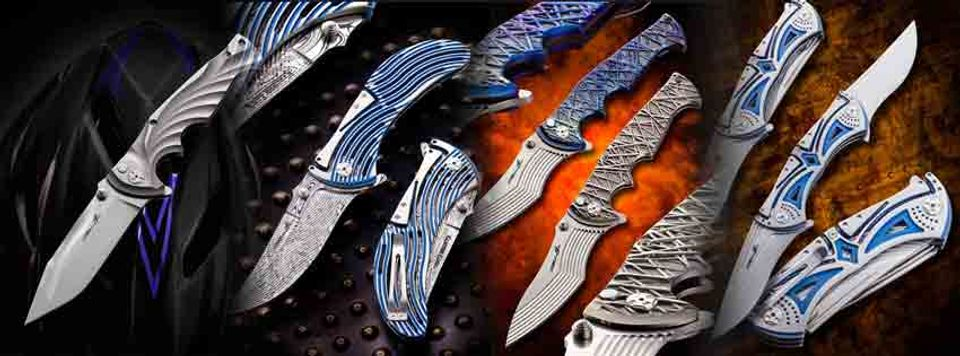 Brian Tighe Knives
