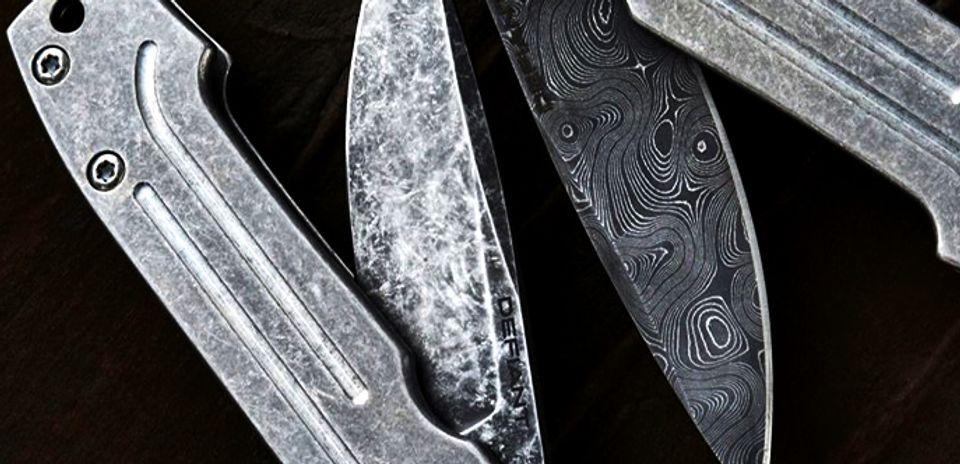 Defiant 7 Knives