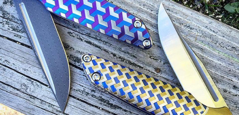 SharpByDesign Custom Knives