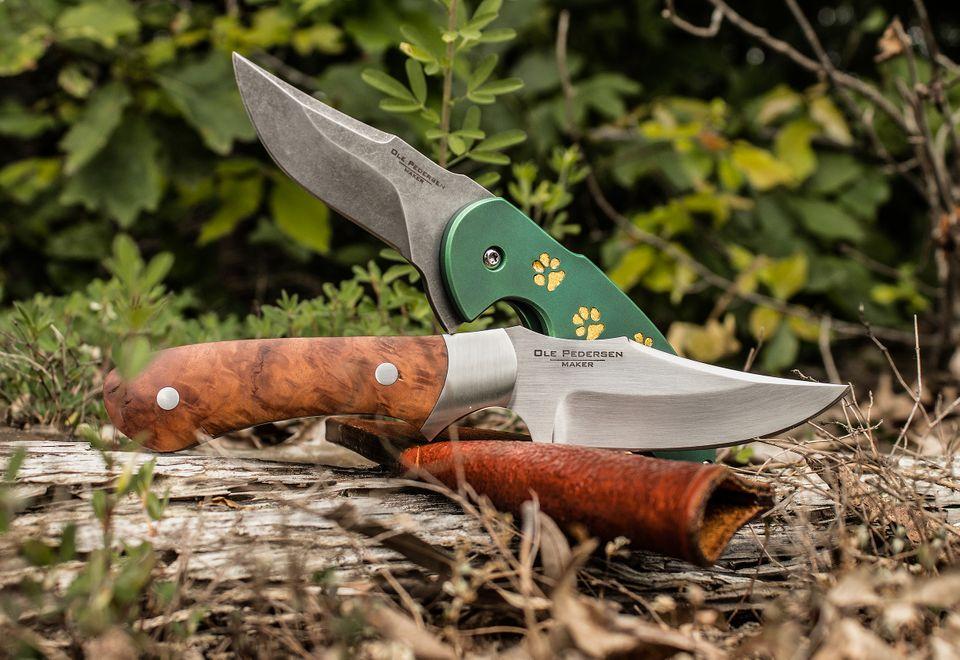 Ole Pedersen Custom Knives
