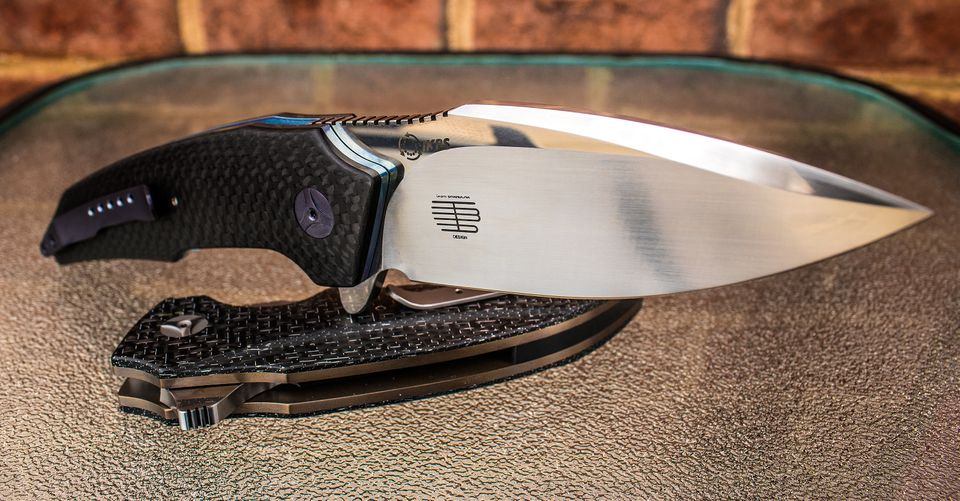 Andre van Heerden Custom Knives